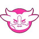 MOO.Va - Sticker by CupcakeCreature