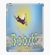 Boost! iPad Case/Skin