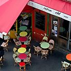 """Extra Old"" Café - Paris (version 2015) by Eric Tchijakoff"