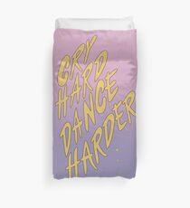 Funda nórdica Cry Hard Dance Harder