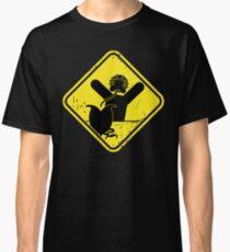 Hugging Hazard Classic T-Shirt