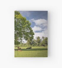 Rural Kent Hardcover Journal