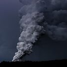 Hawaii's Kilauea volcano erupting. by Alex Preiss