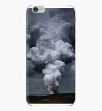 Kilauea Volcano at Kalapana 3c iPhone Case