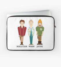 Firefly Animated characters Laptop Sleeve