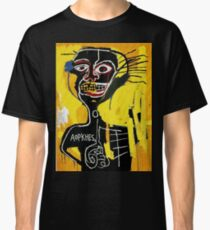 Jean Michel Basquiat - Cabeza -1982  Classic T-Shirt