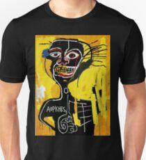 Jean Michel Basquiat - Cabeza -1982  Unisex T-Shirt