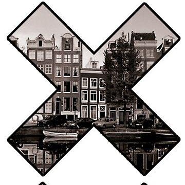 Amsterdam by Jahjah