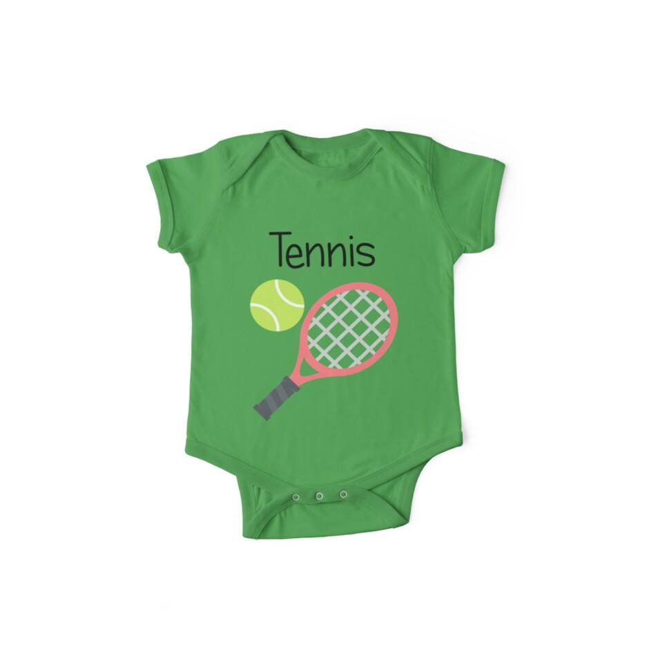 Tennis by EclecticWarrior