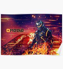Fortnite Epic Omega  Poster