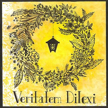 Veritatem Dilexi Wreath  by Mother-of-Psych