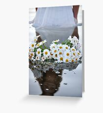 Simplicity is Beautiful Greeting Card