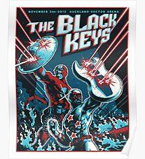Póster The Black Keys