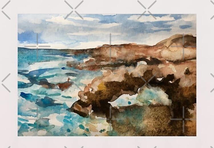 Seaside by JohannaVictoria
