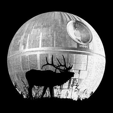 Elk, That's No Moon by chriswig