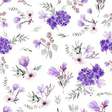 Malvon lilac pattern by anisg