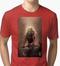 Pickle rick Tri-blend T-Shirt