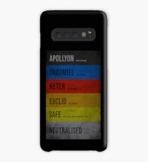 SCP CLASSES Case/Skin for Samsung Galaxy