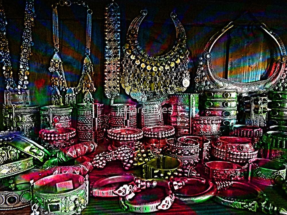 BRACELETS OF ASIA  by jesarchives