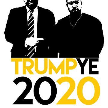 TRUMPYE 2020 by revl