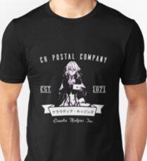 Violet Evergarden - CH Postal Company Anime Shirt Unisex T-Shirt