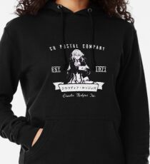 Violet Evergarden - CH Post Company Company Shirt Leichter Hoodie