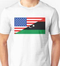 usa libya T-Shirt