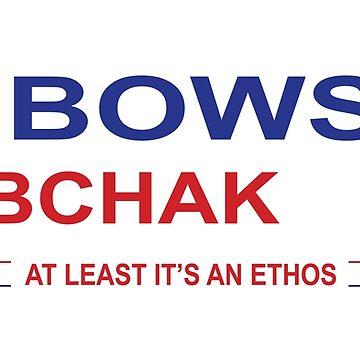 Lebowski/Sobchak 2020 – At Least It's An Ethos by guttercast