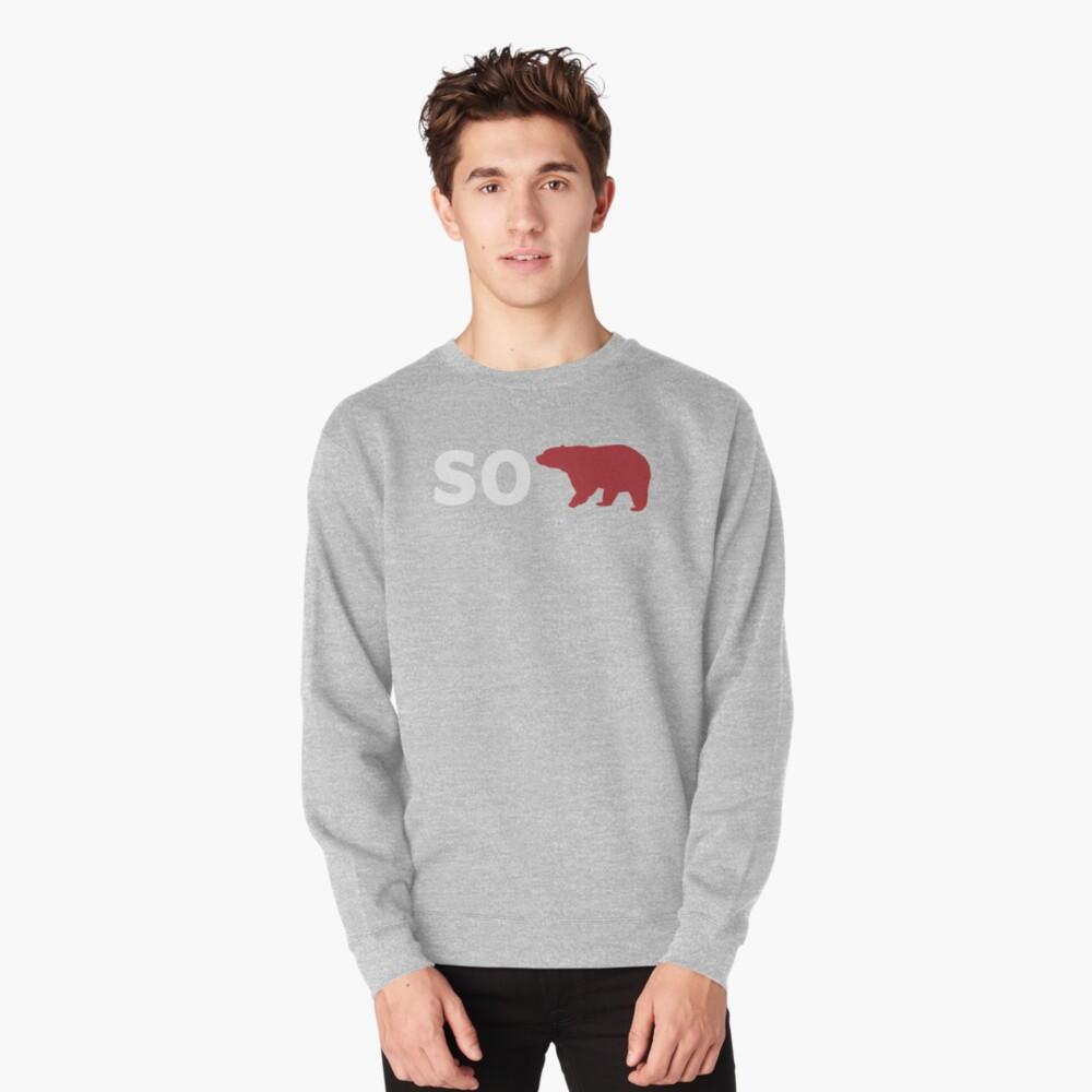 Nüchtern oder Sobear Pullover