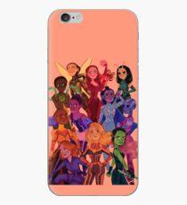 Like a Girl iPhone Case