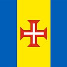 Flag of Madeira by WorldFlagCo