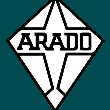 Arado Flugzeugwerke Logo by warbirdwear