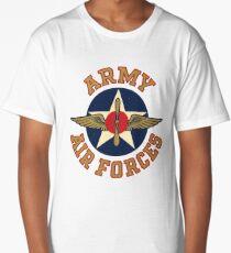 Army Air Forces Emblem  Long T-Shirt