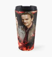 Archangel Gabriel: Supernatural Travel Mug