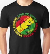 Lion Of Judah Shall Break Every Chains, And Peace belong To Us Unisex T-Shirt