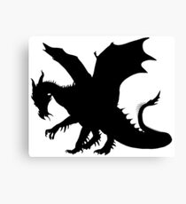 dragon03 Canvas Print