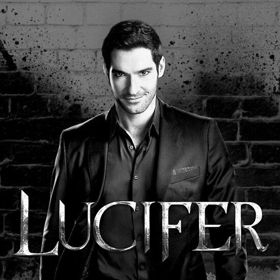 "Lucifer Morningstar: ""Lucifer Morningstar Merch"" Posters By DoctorWhovian10"