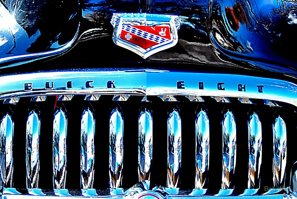 From A Buick Eight by Bob Wall