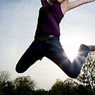 Jump by Danielle  Kay