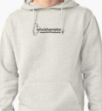 Brockhampton Logo Pullover Hoodie