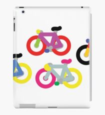 Fatty Fixie by Jeppe K Ringsted iPad Case/Skin