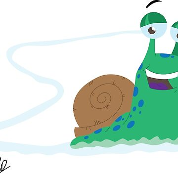 Snail Trail by DrewBird