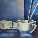 Breakfast of an Artist by Oleg Atbashian