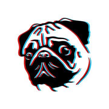 A Dank Pug by HellFrog