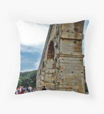 Aqueduct Throw Pillow