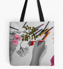 Coloring Project Tote Bag