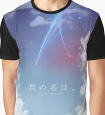 Kimi no na wa - SKY Graphic T-Shirt
