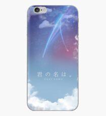 Kimi no na wa - SKY iPhone Case