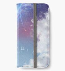 Kimi no na wa - SKY iPhone Wallet/Case/Skin