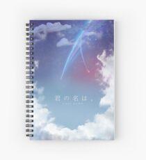 Kimi no na wa - SKY Spiral Notebook